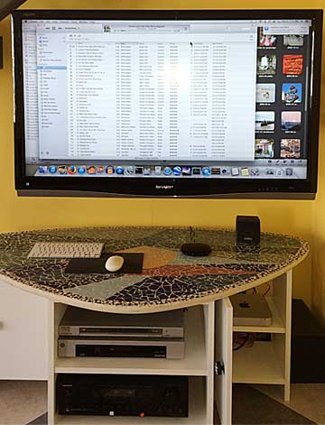 Big TV - For My Friends With Macs